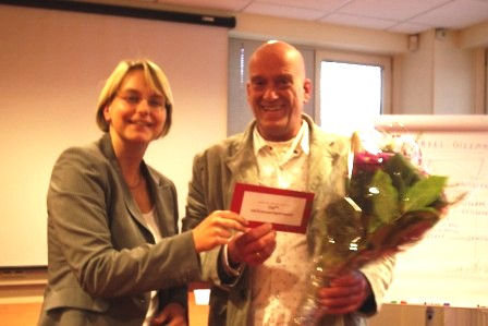 Dec 2009: 750ste vertrouwenspersoon volgt training bij Hubert Consult