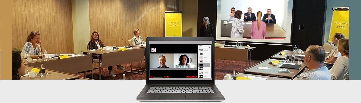 Opleiding vertrouwenspersoon online live Engels